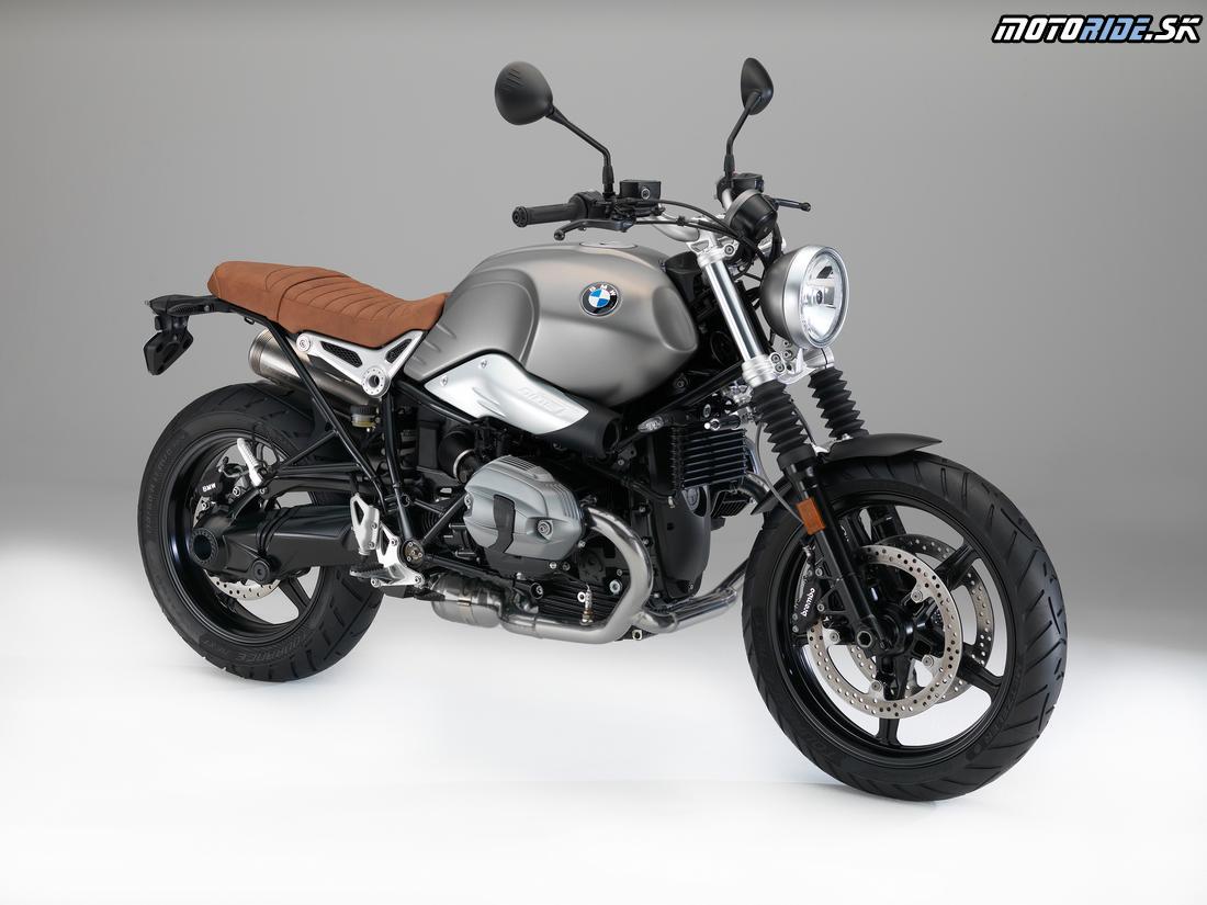 BMW R nineT Scrambler 2016
