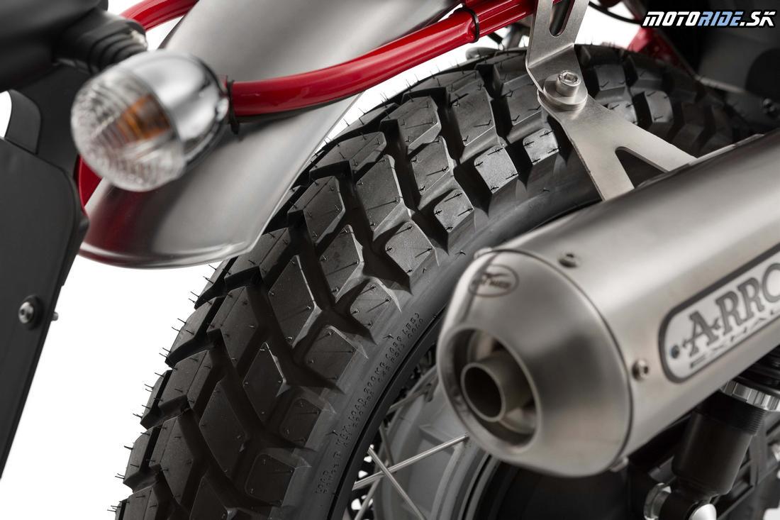 Moto Guzzi V7 II Stornello 2016