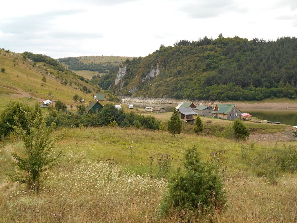 Camping Sjenické jazero, Srbsko - Bod záujmu