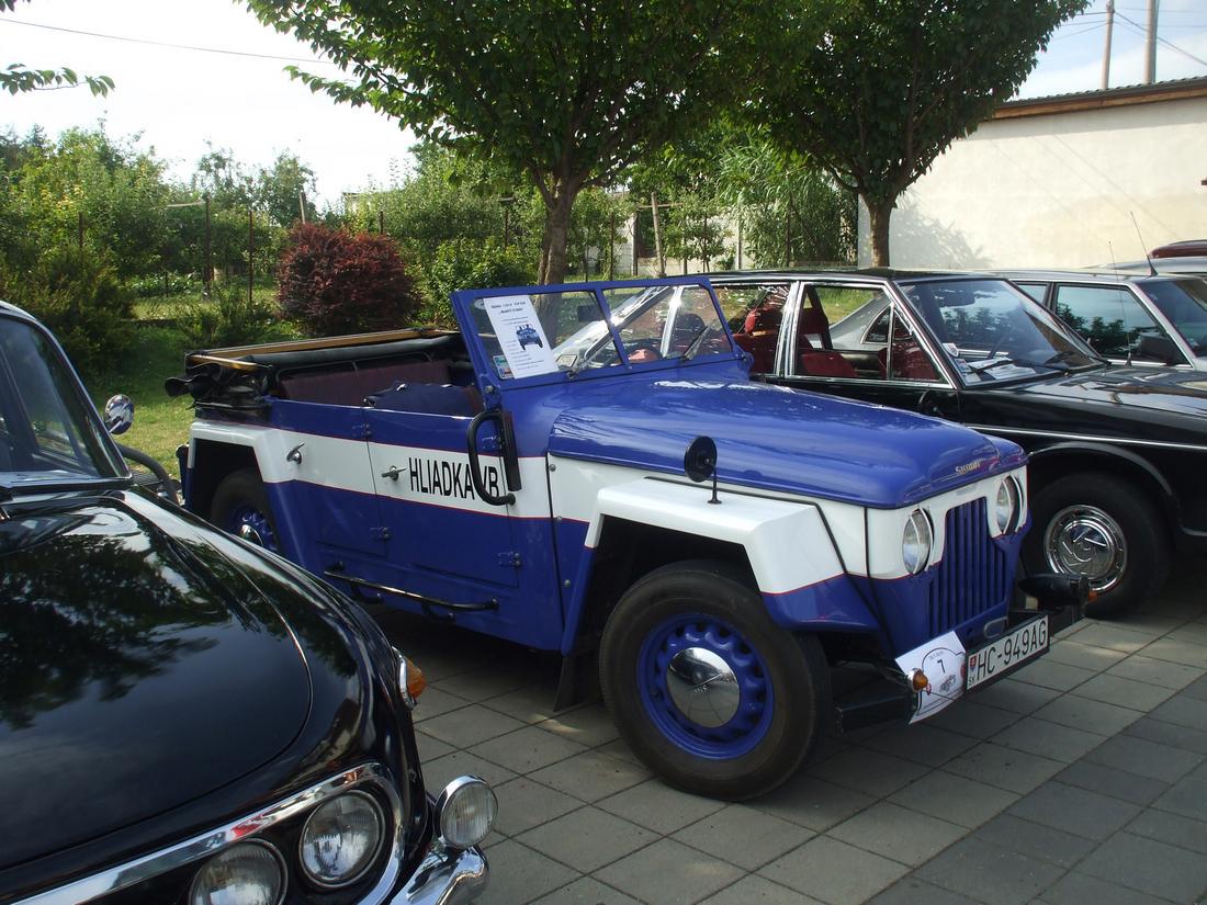 bojový Škoda 1201 Tudor