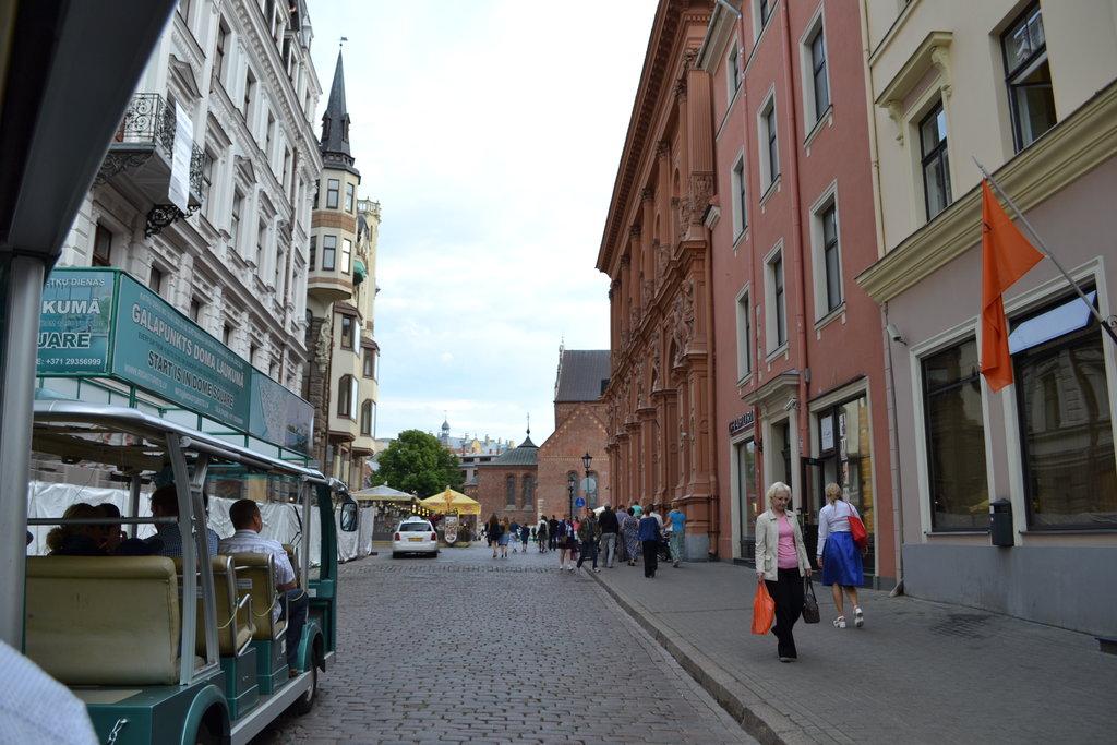 "Riga - ""vlacik presporacik"""