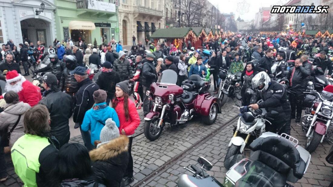 Mikulášska Jazda Košice 2015