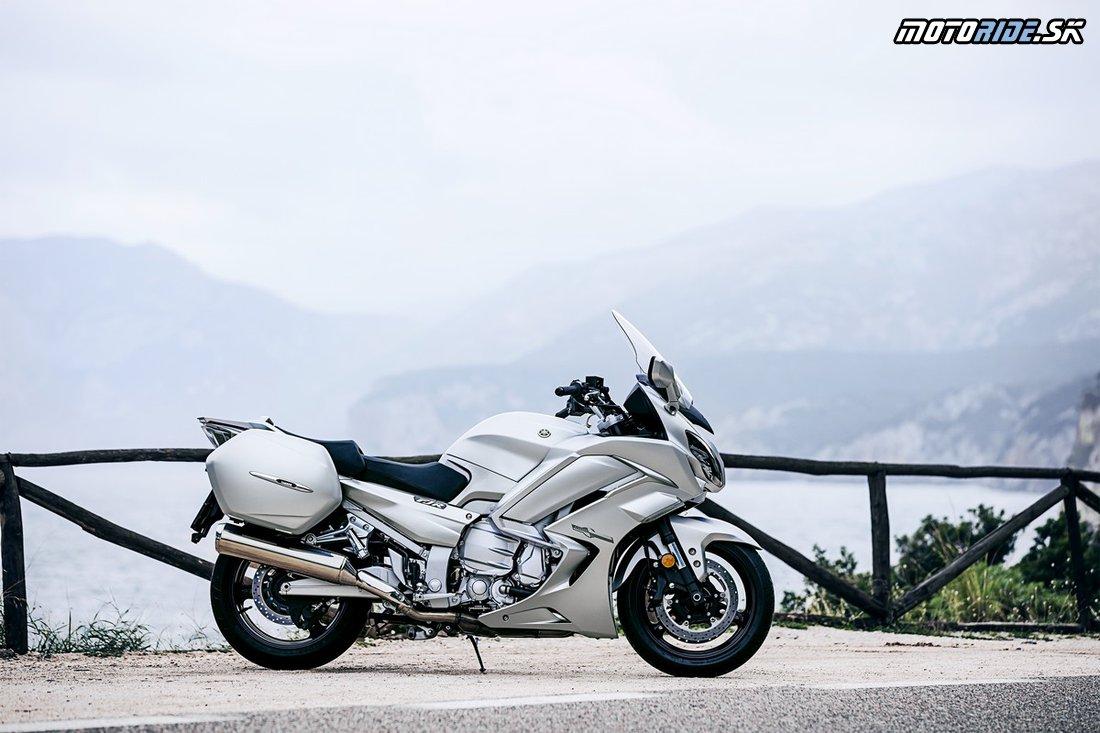 Yamaha FJR1300 2016