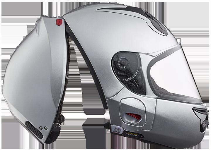 Helma s netradičným otváraním - Vozz RS 1.0