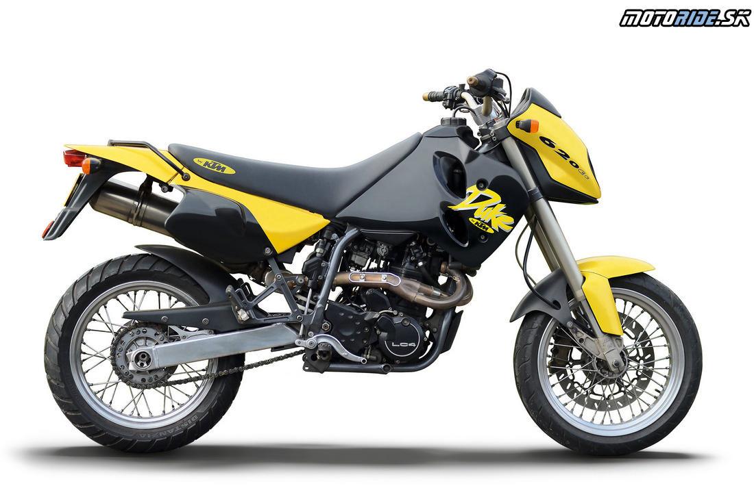 KTM 620 Duke I 1994-1998