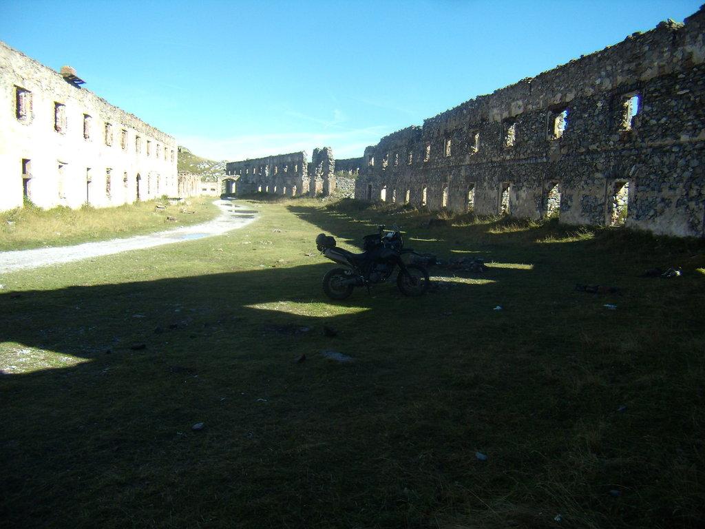 Fort Central dobré miesto na stanovanie