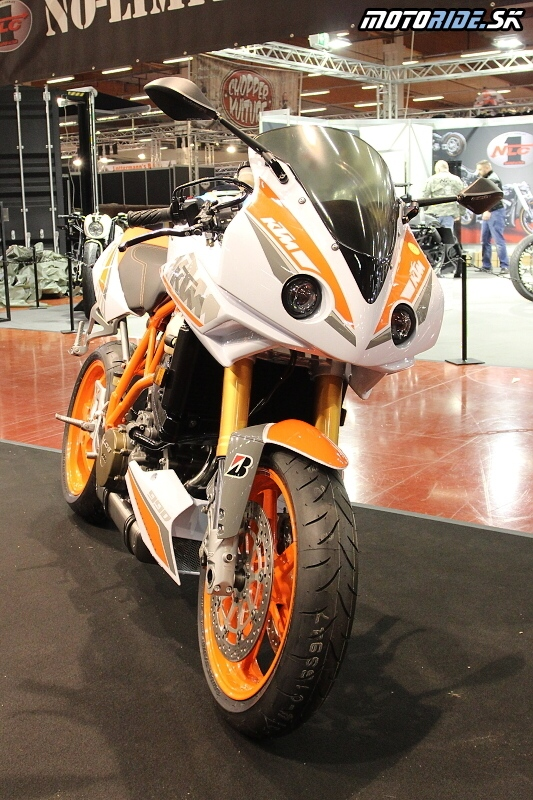 Moja KTM - Custombike Show Bad Salzuflen 2015