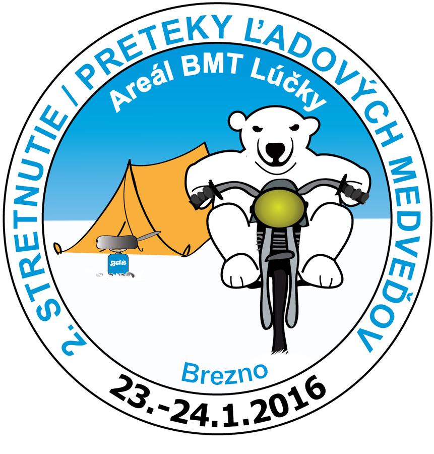Pozvánka: Stretko / Preteky ľadových medveďov 23. - 24. 1. 2016