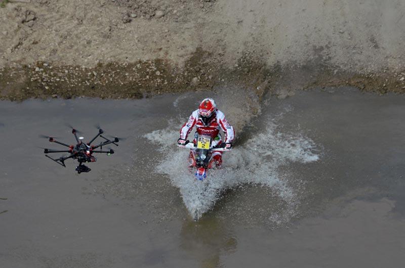 Dakar 2016 - 1. etapa