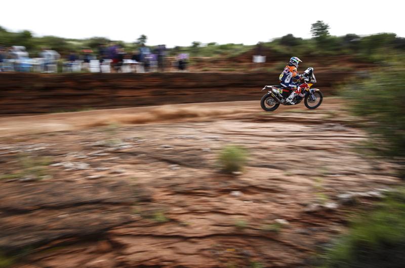 Dakar 2016 - 2. etapa -      MATTHIAS WALKNER(AUT)
