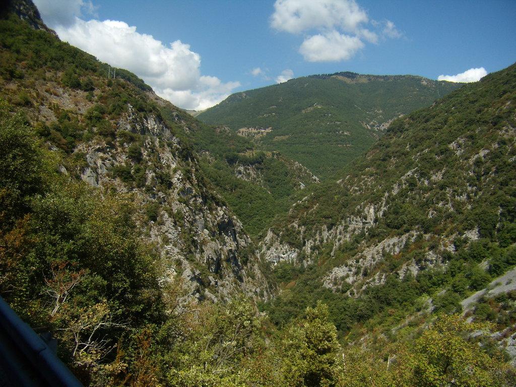 Údolie rieky Maglia, Francúzsko