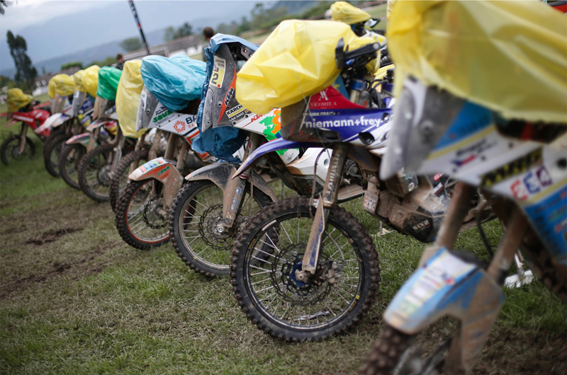 Dakar 2016 - 4. etapa -