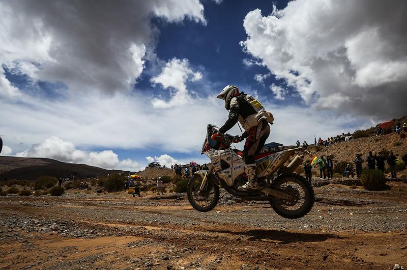 Dakar 2016 - 4. etapa - 16 Ivan Jakeš (svk) KTM