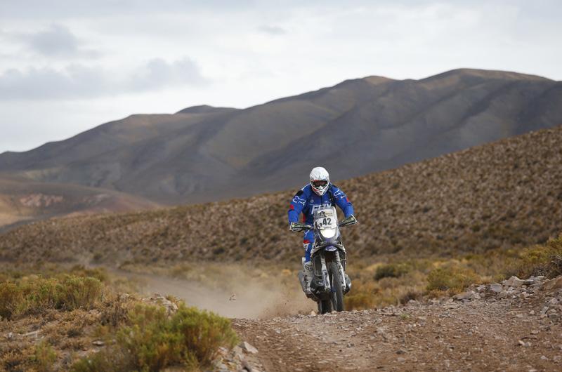 Dakar 2016 - 4. etapa - 42 VAN BEVEREN Adrien (fra) YAMAHA