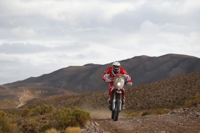 Dakar 2016 - 4. etapa -  23 FARRES GUELL Gerard (spa) KTM