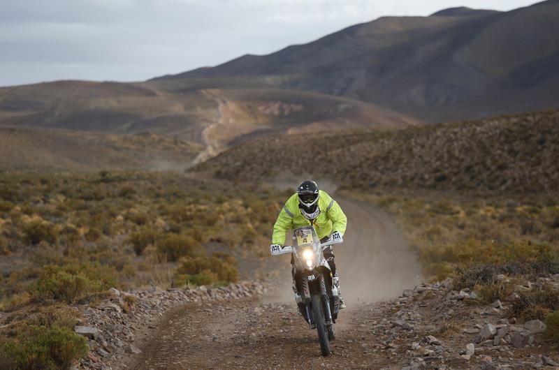 Dakar 2016 - 4. etapa - 04 QUINTANILLA Pablo ((chl)) HUSQVARNA