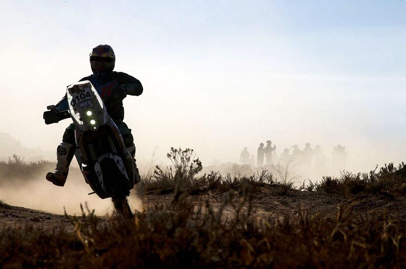 Dakar 2016 - 6. etapa - 104 DUPLESSIS DIEGO MARTIN (arg)