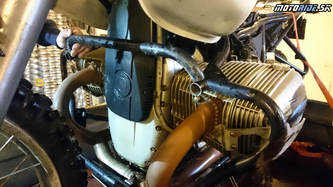 A takto ju navaríme, pôjde vyššie a zároveň bližšie k motoru
