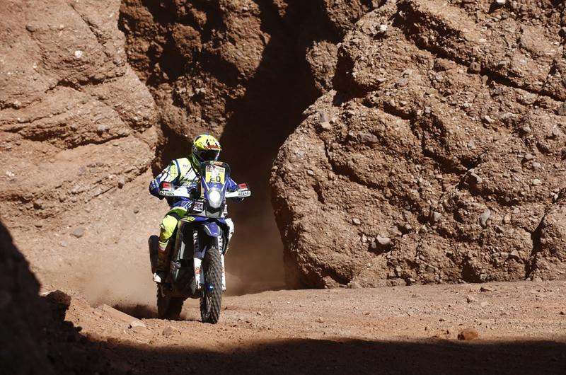 Dakar 2016 - 8. etapa - 20 DUCLOS Alain (fra) SHERCO TVS