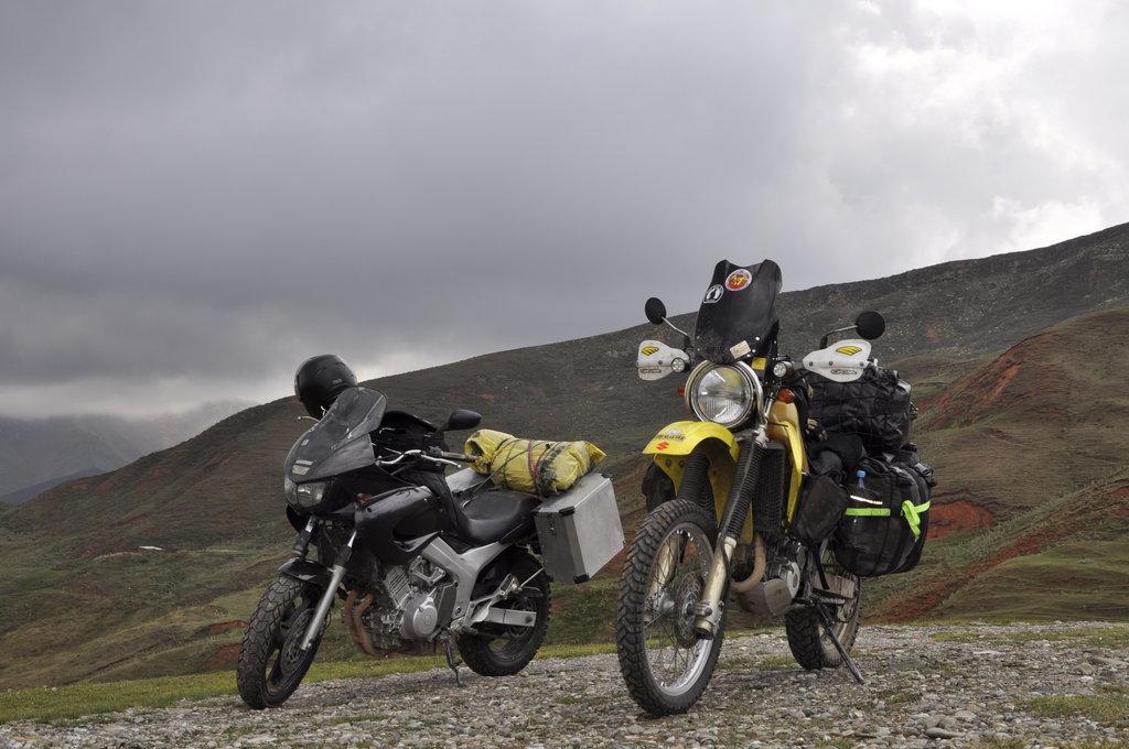 cesta k Tádžickým hraniciam