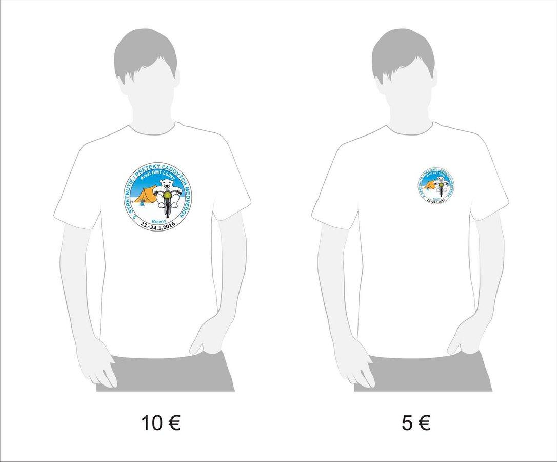 Tričko Stretko / Preteky ľadových medveďov 2016