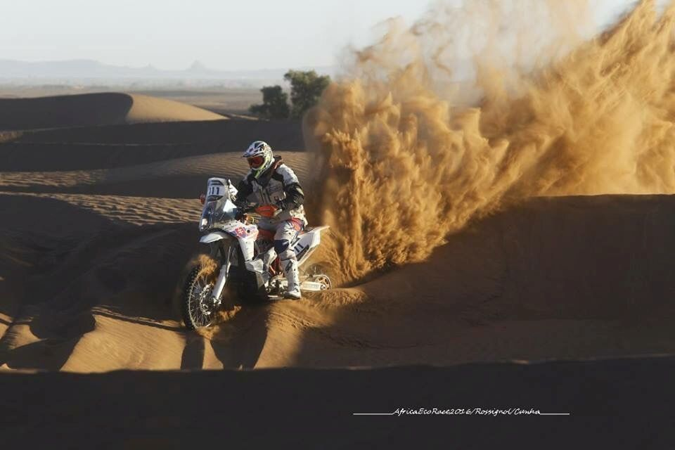 Africa Eco Race 2016 – Martin Benko