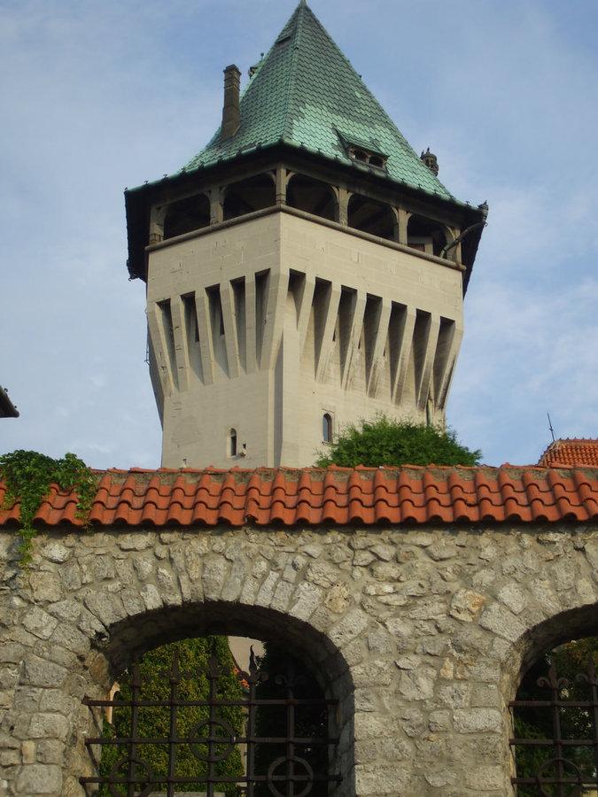 veža rozhľadŐa