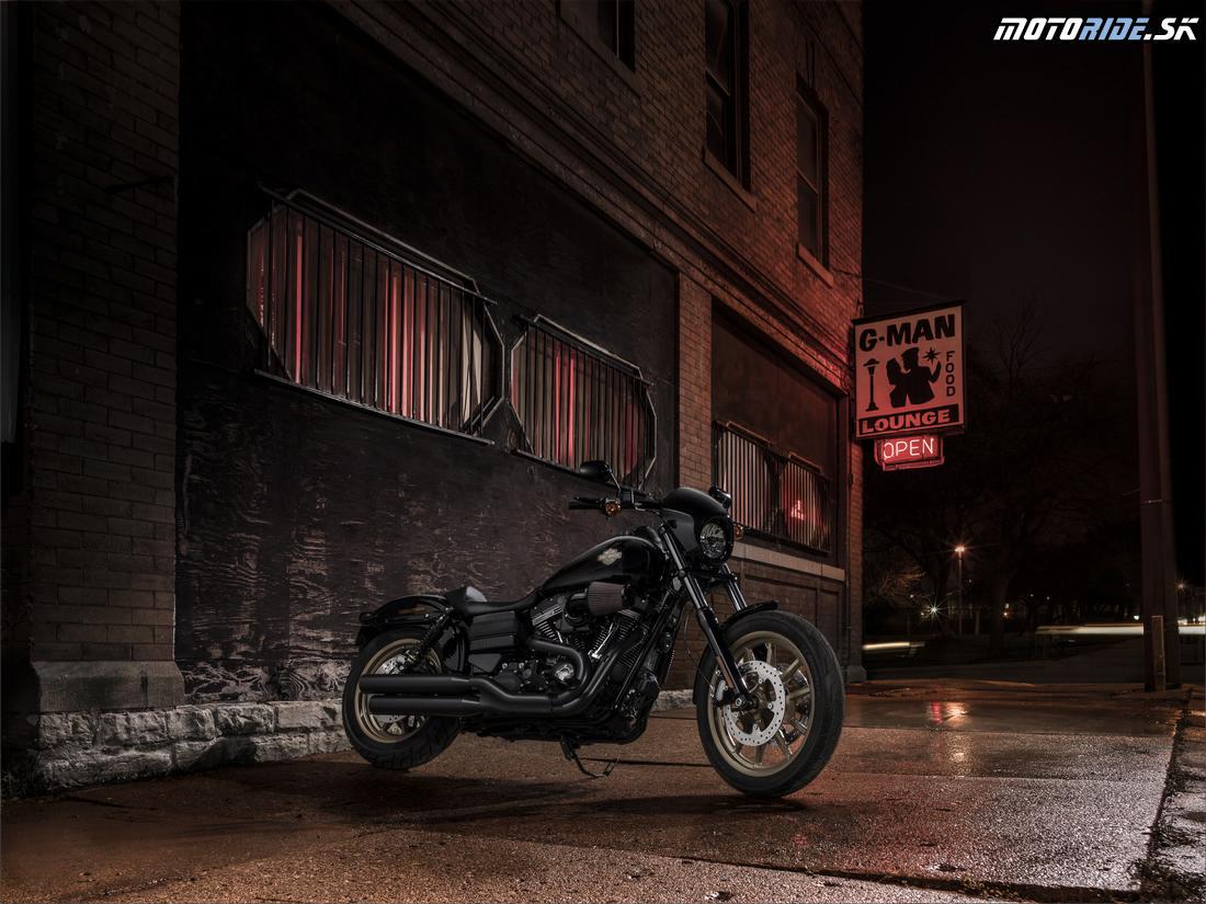Harley-Davidson Low Rider S 2016