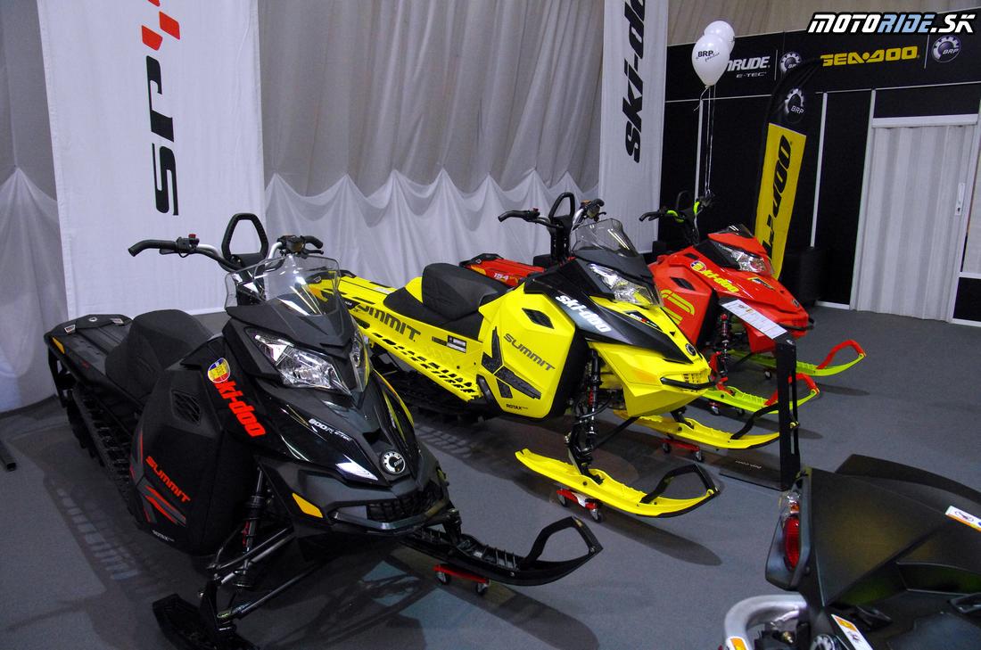 Výstava Motocykel 2016 v Inchebe už beží naplno