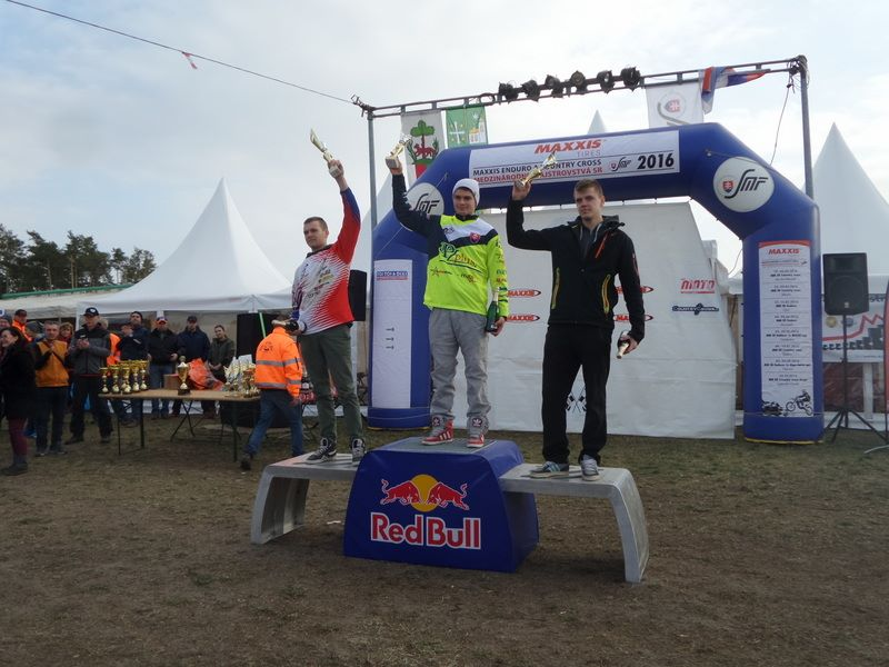 Country cross Borsk� Mikul� 2016