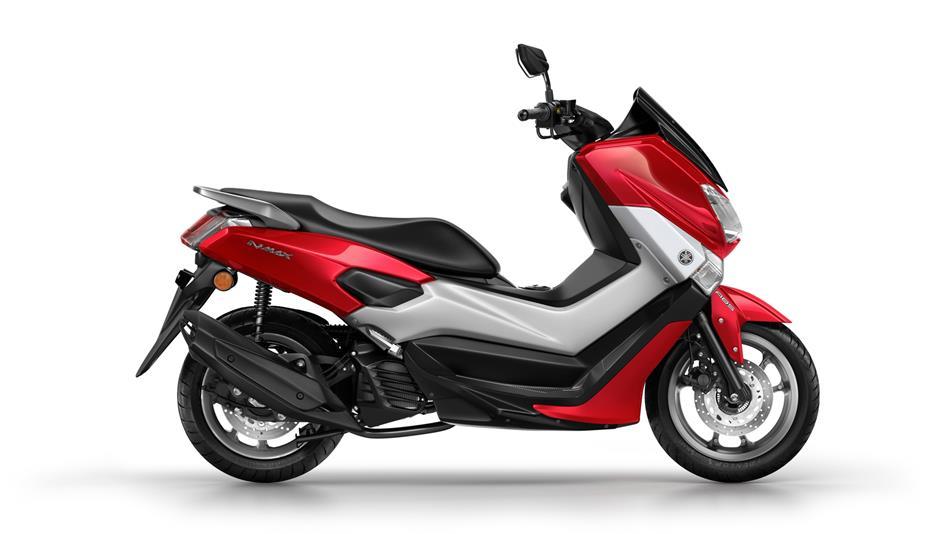 Yamaha NMAX 125 - každodenný život je súčasťou balenia