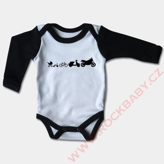 Rock Baby: parádne oblečenie pre deti všetkých motorkárov
