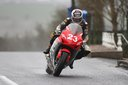 Mid Antrim 150 - Írsky roadracing šampionát 2016 -Chris Usal
