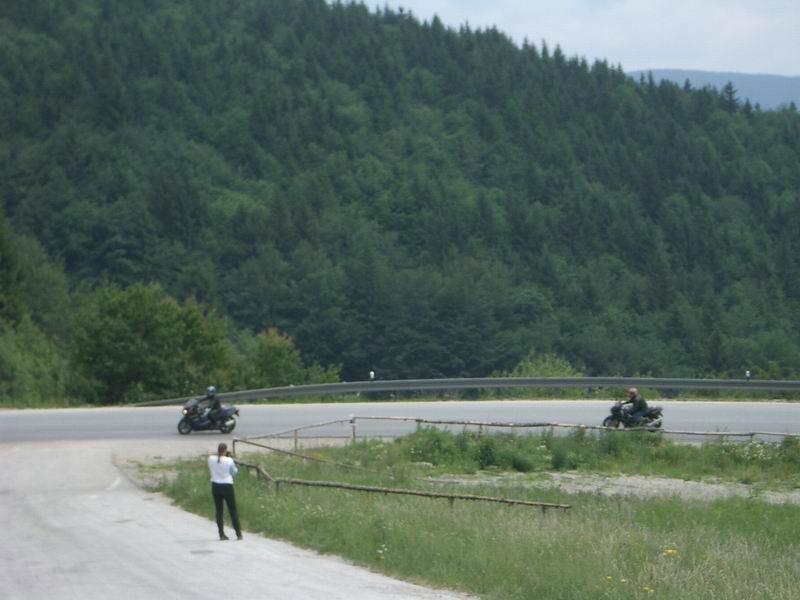 Awia (CBR) a bedo (VTR) na Dobšinskom kopci...