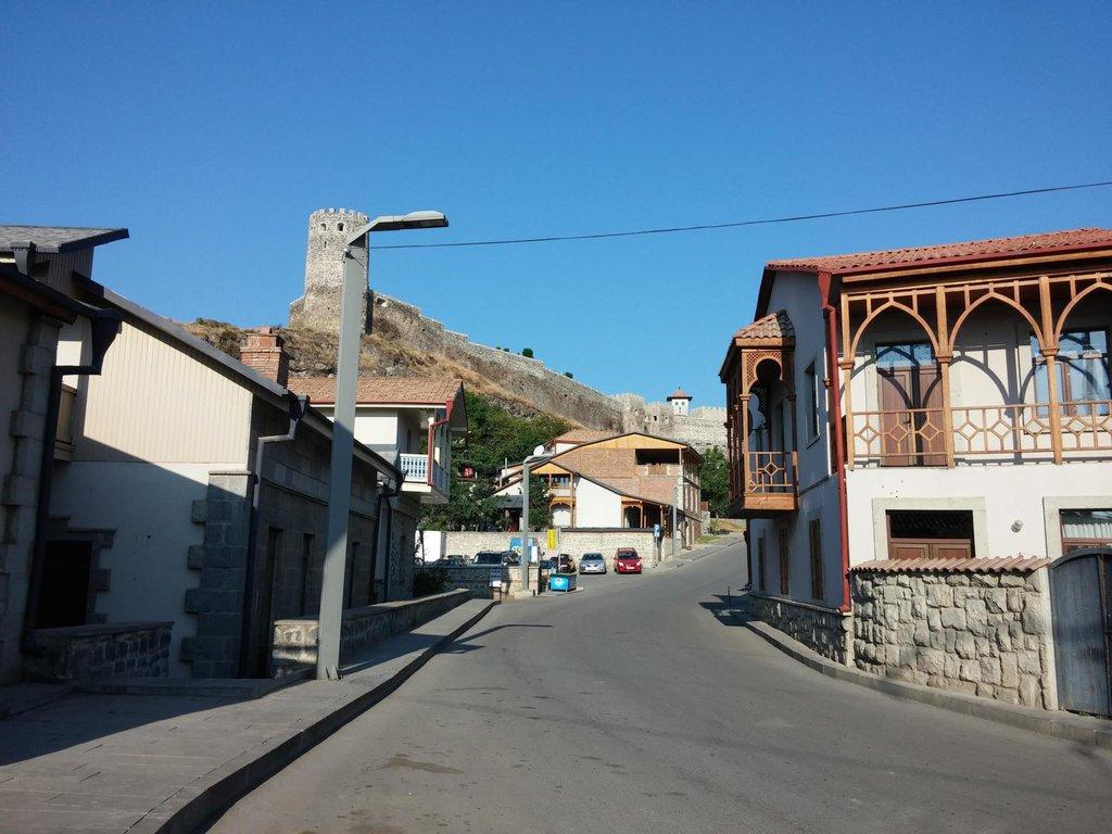 Hrad Rabati, Gruzínsko - Bod záujmu