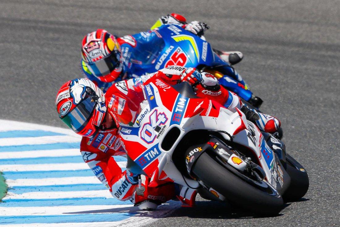 MotoGP 2016 - VC Španielska - Andrea Dovizioso