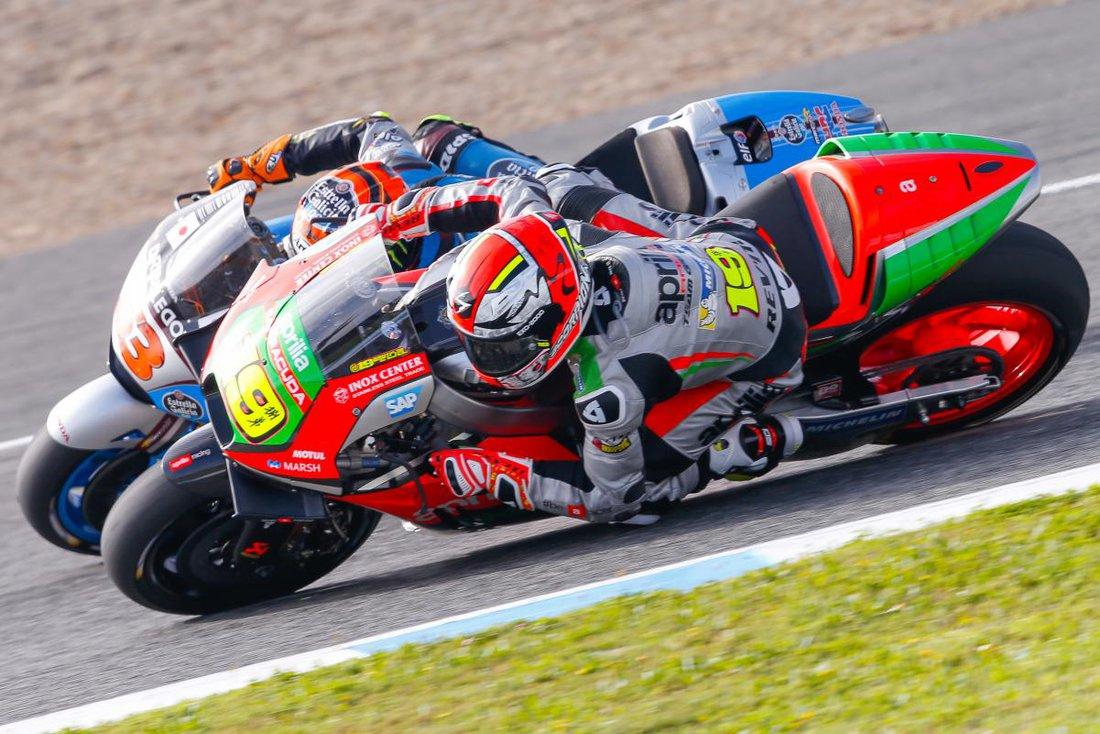 MotoGP 2016 - VC Španielska - Alvaro Bautista, Tito Rabat