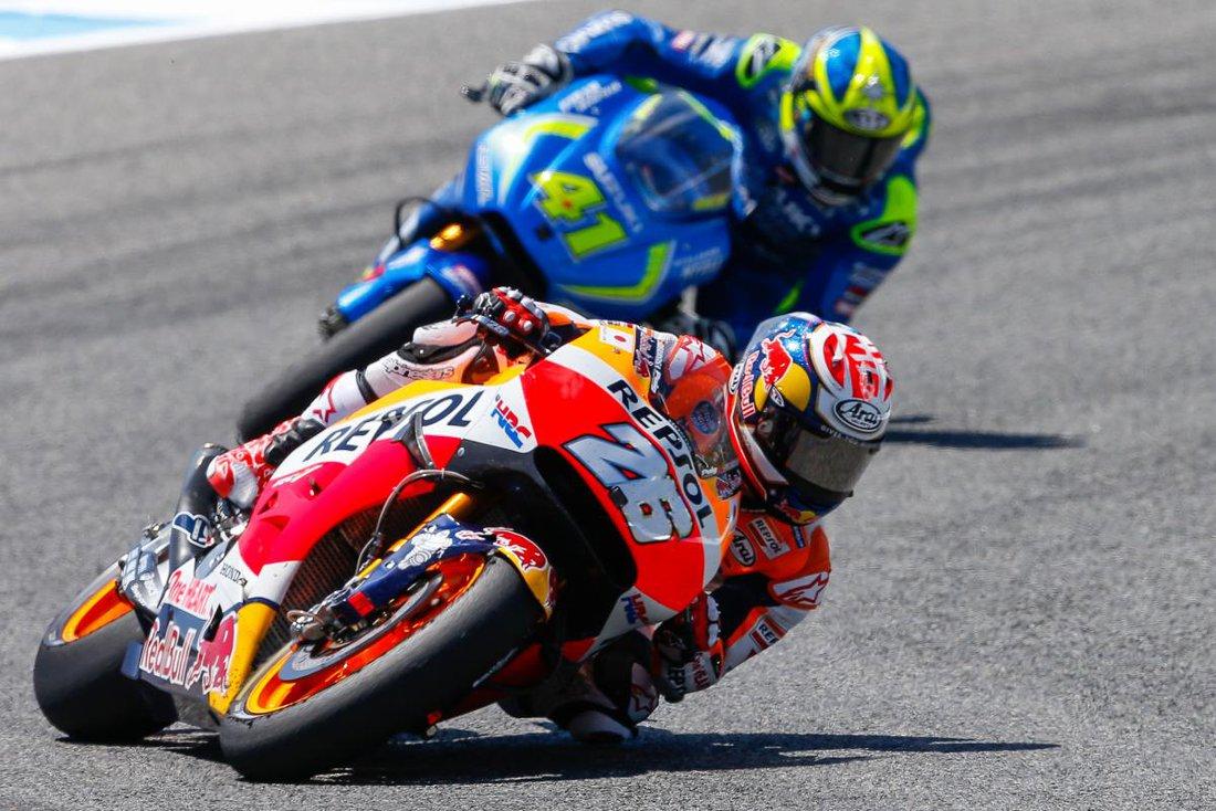 MotoGP 2016 - VC Španielska - Dani Pedrosa