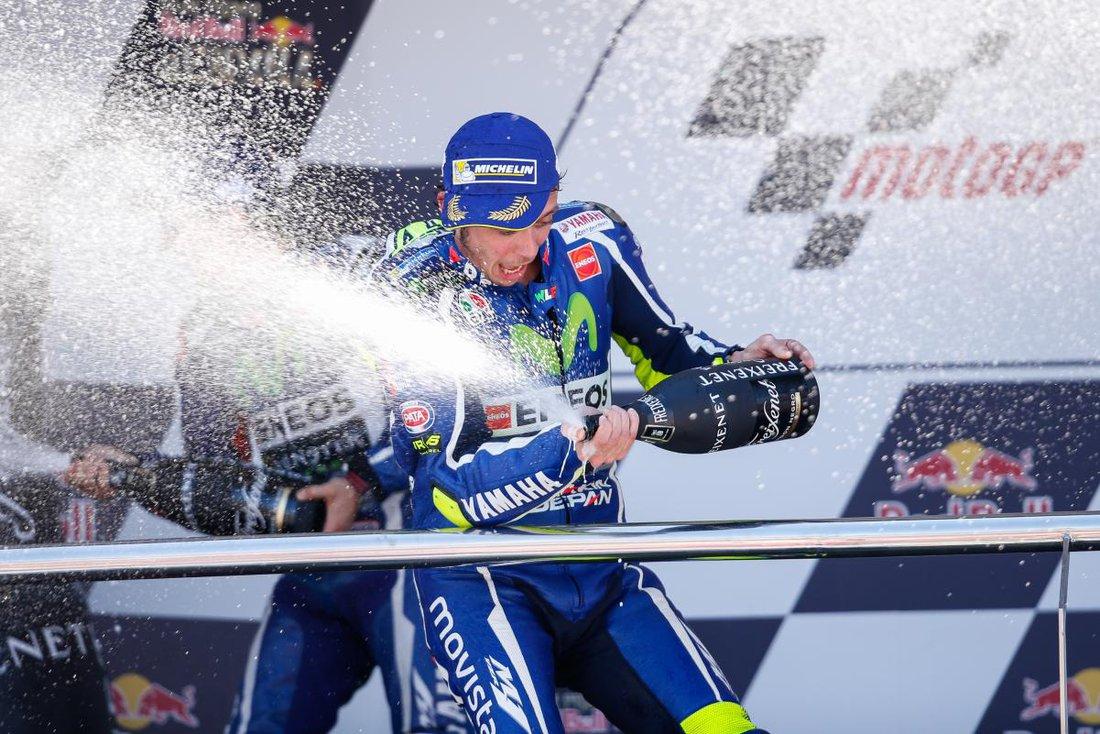 MotoGP 2016 - VC Španielska - Valentino Rossi