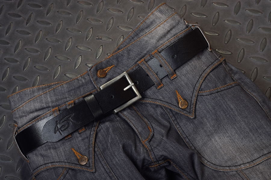 4SR kevlarové moto rifle Jeans Lady Star Grey
