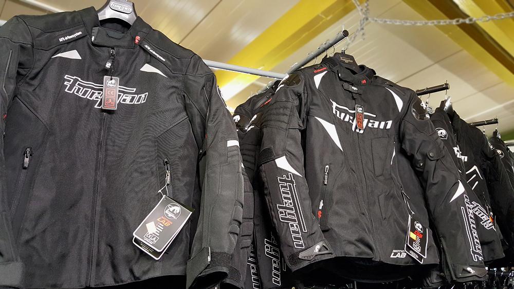 Oblečenie svetoznámej francúzskej značky Furygan na Slovensku!