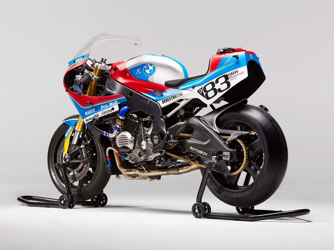 Praëm BMW S1000RR
