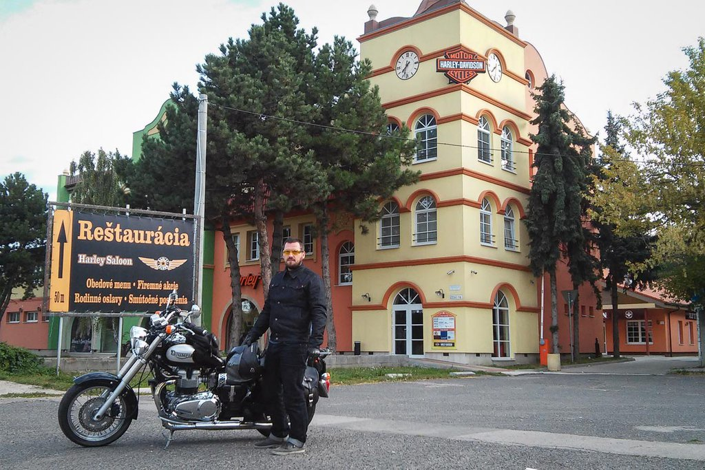allbikersrally  Filip Kalka