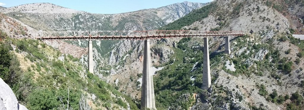 Most cez Malu Rijeku