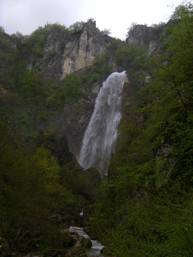 Vodopád Skakavica, Čierna hora - Bod záujmu