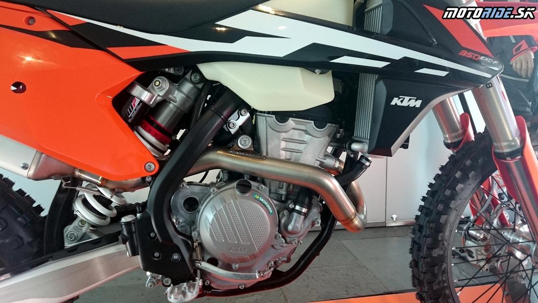 Predstavenie KTM enduro modelov 2017, Les Comes, Španielsko