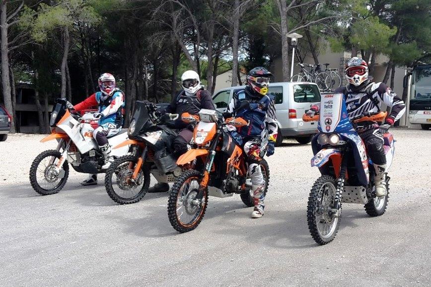 Croatia rally 2016 - prípravy pred štartom