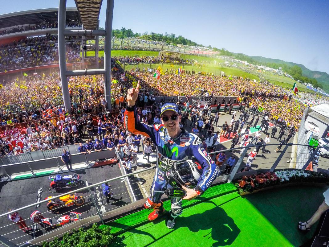 Jorge Lorenzo - MotoGP 2016 - Gran Premio d'Italia TIM - Mugello