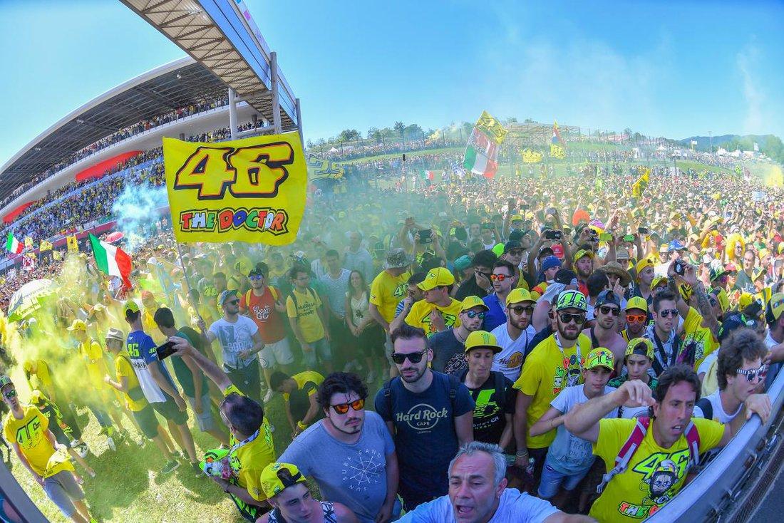 Rossi Fans - MotoGP 2016 - Gran Premio d'Italia TIM - Mugello
