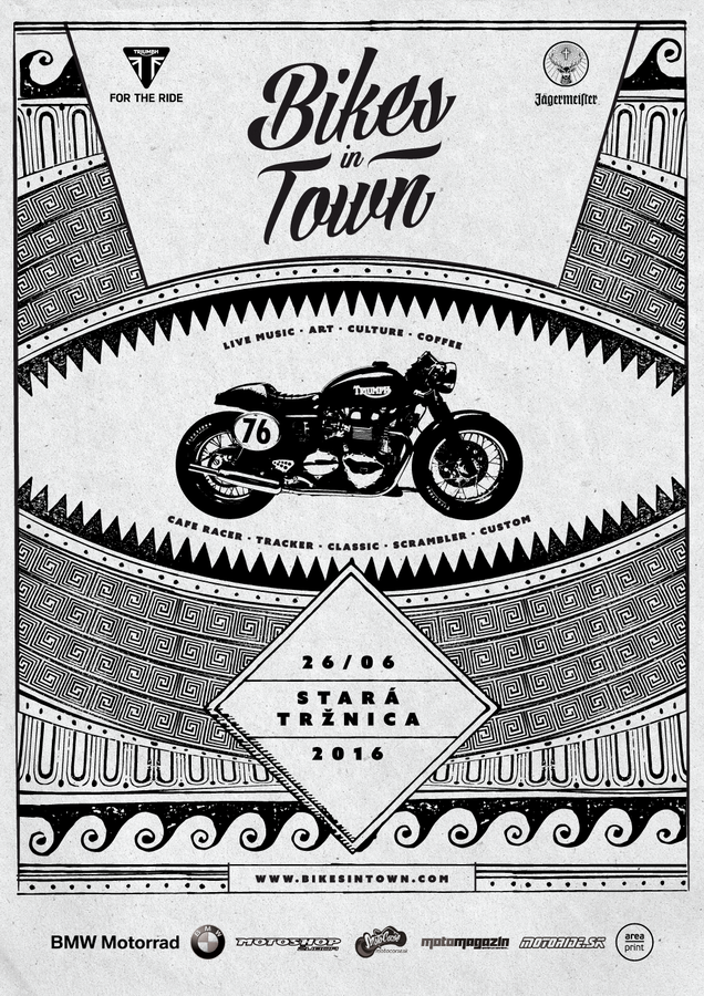 Bikes in Town 2016